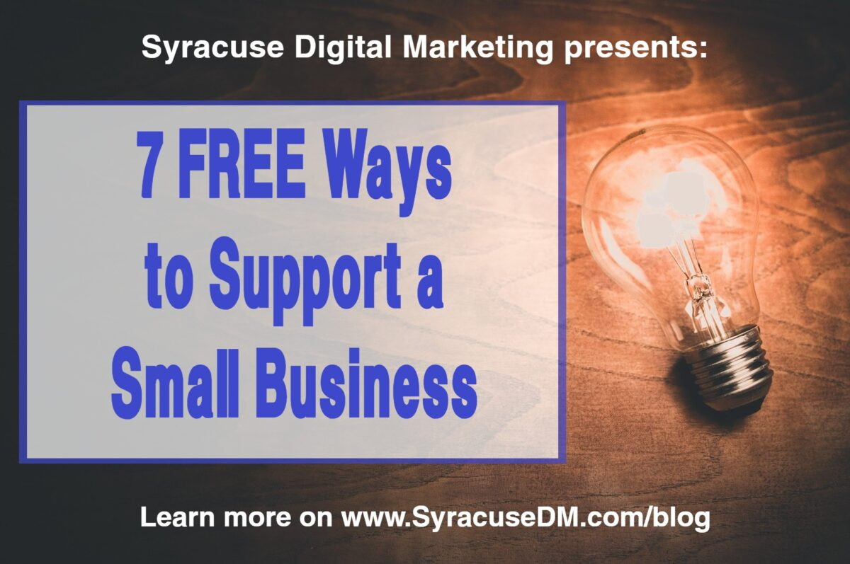 how to help a small business grow